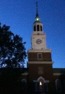 Baker Library, Dartmouth College